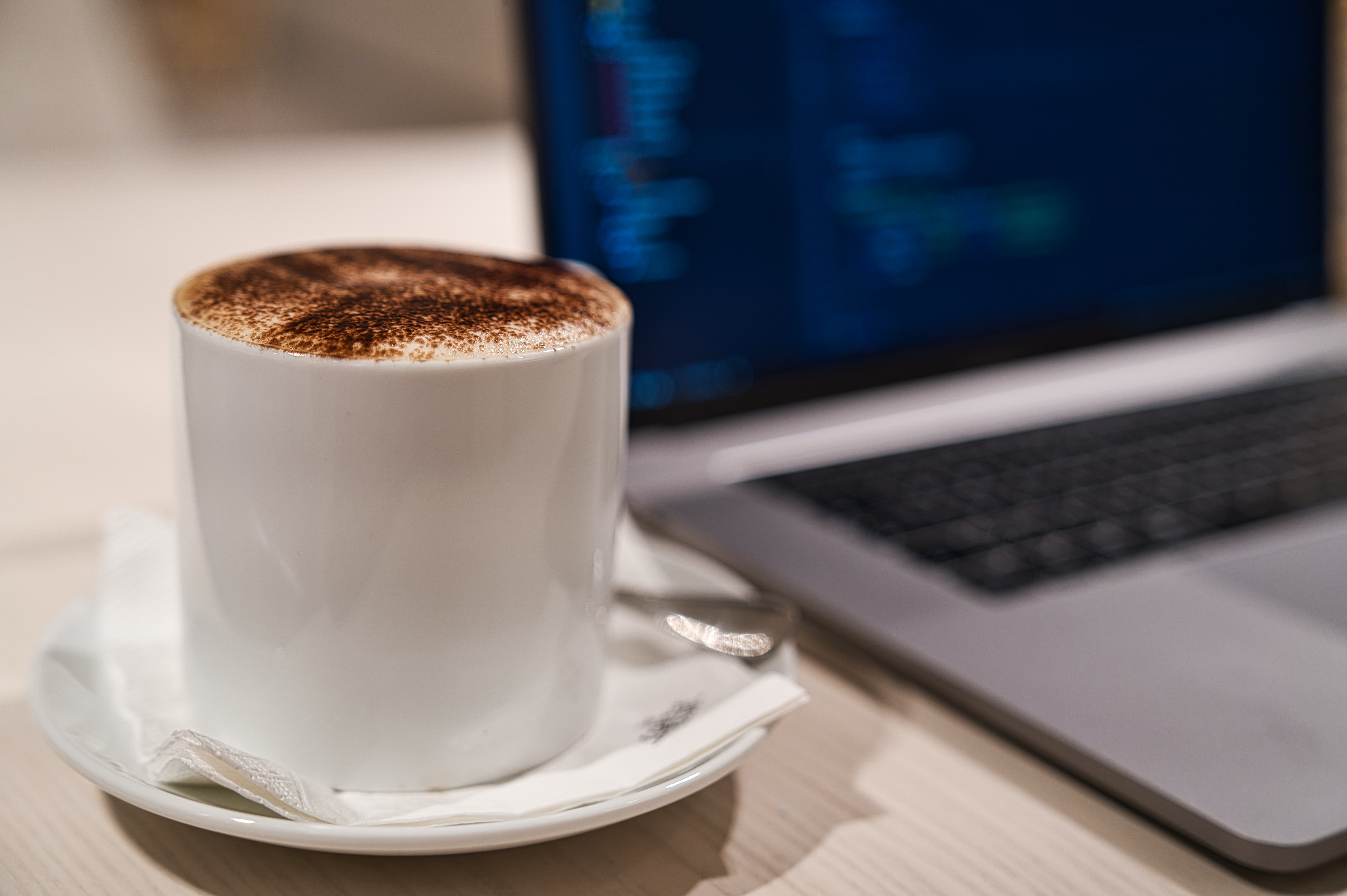 Coffee at the office