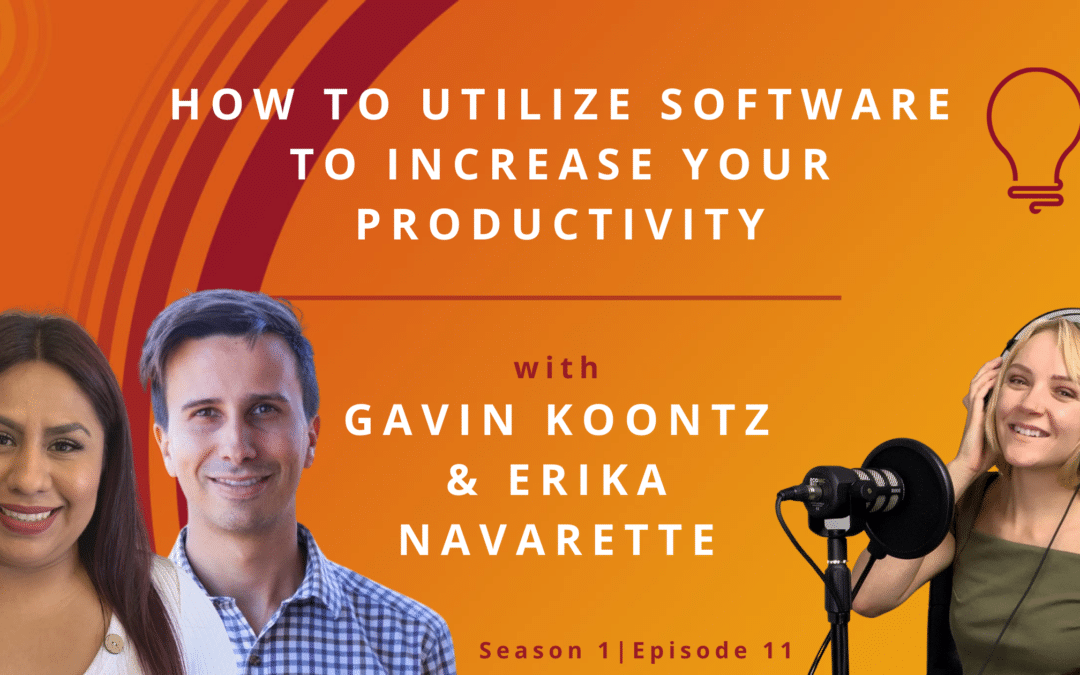How To Utilize Software To Increase Your Productivity