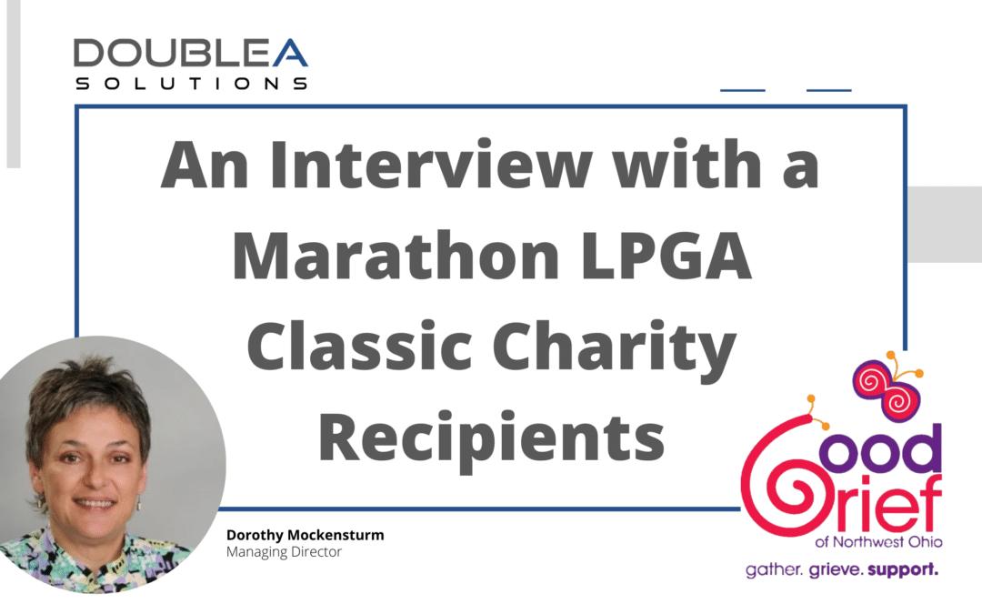 Marathon LPGA Classic Charity Recipients, Good Grief of Northwest Ohio