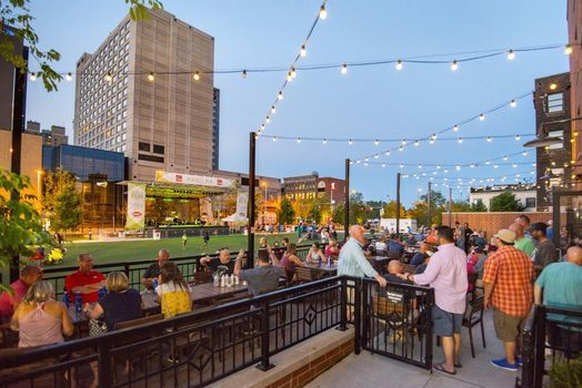 Solheim After Sundown Downtown presented by Danberry Co., Realtors